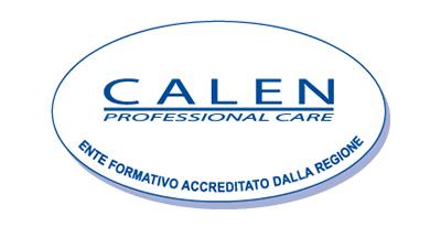 logo calen professional care accademia internazionale per parrucchieri